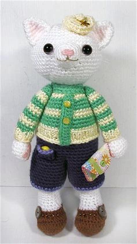 tutorial giggle git crochet cats on pinterest 168 pins