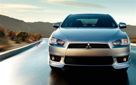 mitsubishi lancer wallpaper mitsubishi lancer sports car wallpapers and technical car