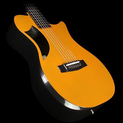 Gitar Accustik New Jrneg journey instruments of660 carbon fiber acoustic electric reverb