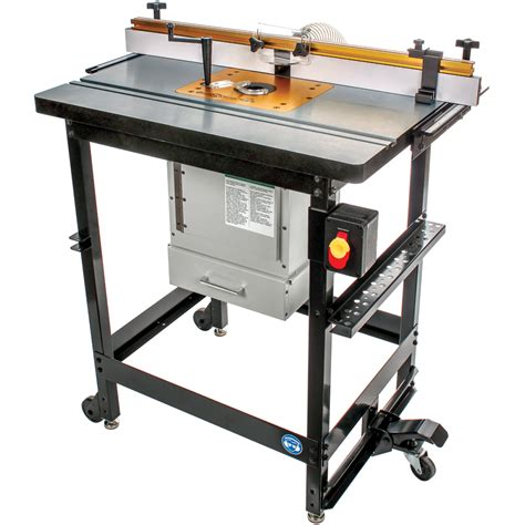 steel city woodworking tools cast iron select routing table steel city woodworking