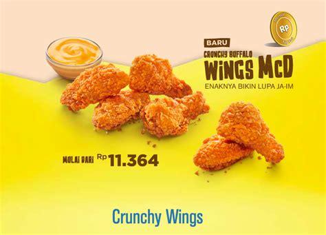 Mcd Buffalo Wings berita dan informasi terbaru