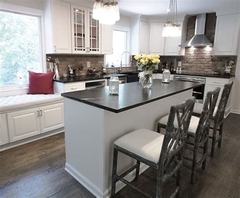 Soapstone Countertops Columbus Ohio Soapstone Slate Wood And Marble Countertop Projects