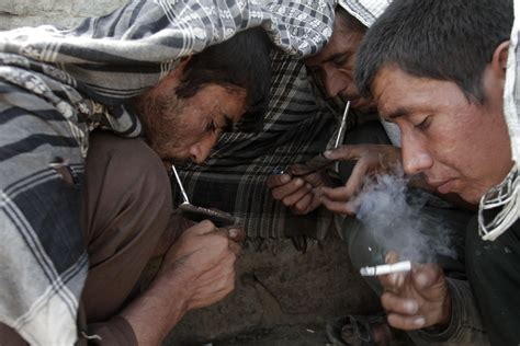 Who Is The Addict by Helping Afghanistan S Forgotten Addicts Afghanistan