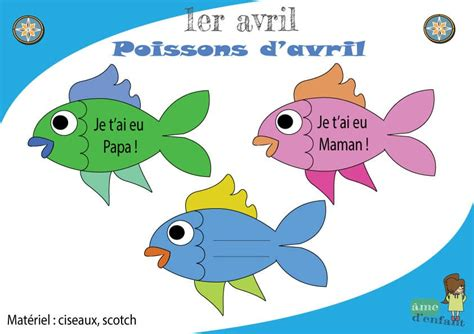 Deco Poisson D Avril by Poisson D Avril 224 Imprimer