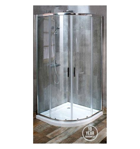 Shower Doors 900mm Fastini Dl9q Quadrant 900mm Sliding Shower Door