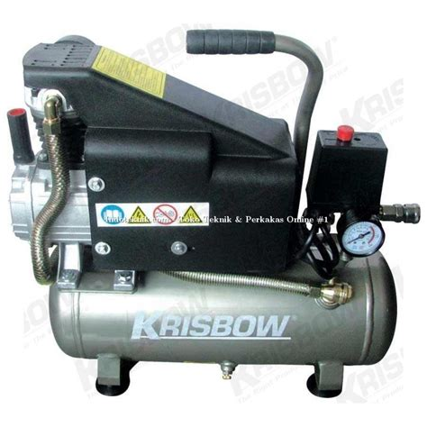 Juicer Krisbow jual harga krisbow compressor 1hp 8l 8bar 1ph direct