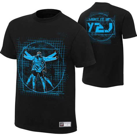Jeff Buckley 2 Sides Tshirt Size M chris jericho quot light it up quot authentic t shirt us