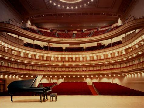 Carnegie Foyer el v 205 deo concert 120 232 aniversari carnegie