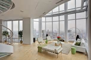 living room ny chelsea duplex penthouse modern living room new york