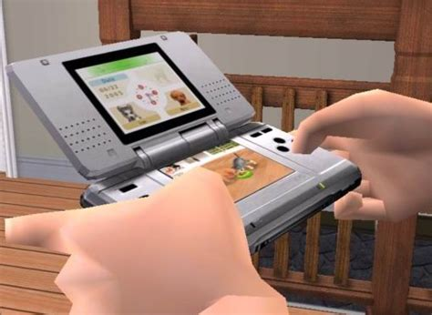 game consoles mod 1 8 ds sims
