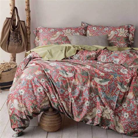 comforter sets made in usa 100 usa cotton bedding set bird flower pattern printed
