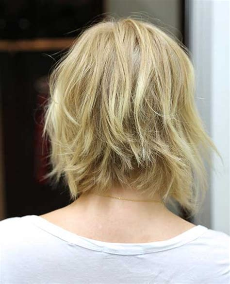 back views of choppy layered bob haircuts 25 short choppy hairstyles 2014 2015 short hairstyles