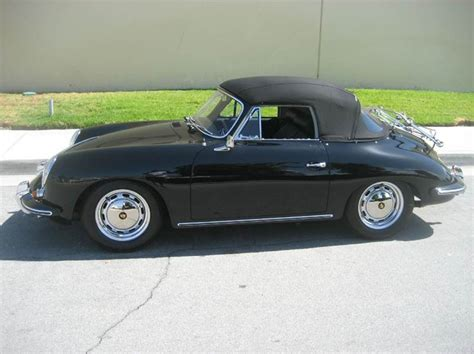 convertible porsche 356 porsche 356 in california for sale used cars on buysellsearch