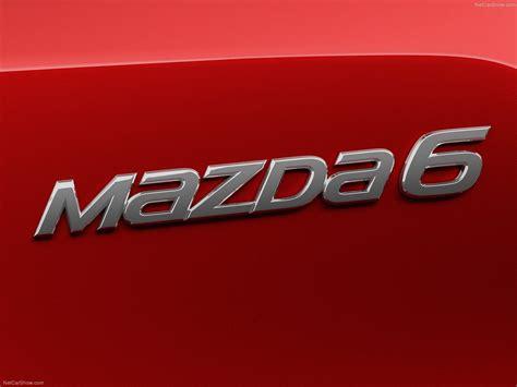 mazda 6 logo mazda 6 wagon 2013 picture 174 of 181