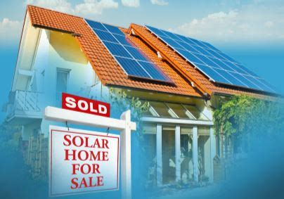 do solar panels increase home values a synthesis of the