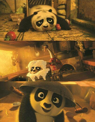 imagenes de kung fu panda cuando era bebe po 201 l guerrero drag 243 n cartoon amino espa 241 ol amino