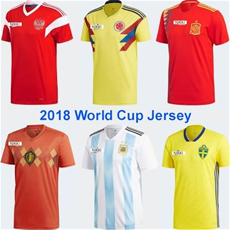 qoo10 world cup jersey sports wear shoes