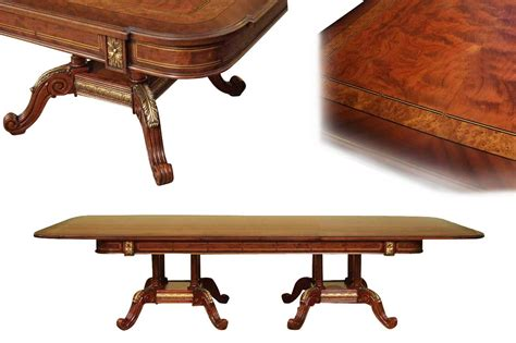dining room tables with leaves mahogany and walnut dining room table with self storing