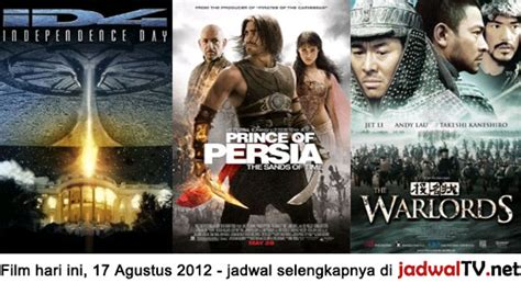 film merah putih sctv jadwal film 17 agustus 2012 jadwal tv