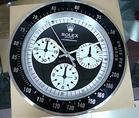 Rolex Wall Clock 2 top wall clock replica watches china for sale