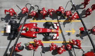 Pit Stop The High Speed Choreography Of Formula One Pit Stops Could