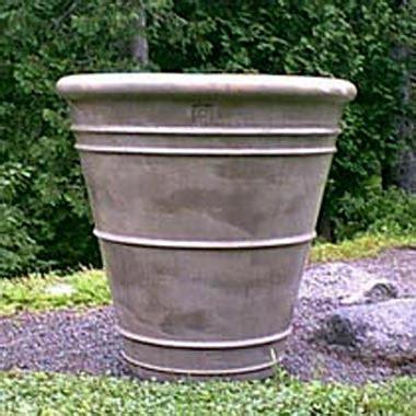 large patio pots large garden pot modern patio outdoor