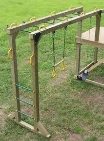 monkey bar swing combo monkey bars and swings outside children s projects