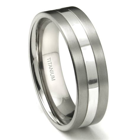 Wedding Bands For Him And by 15 Photo Of Two Tone Wedding Bands For Him