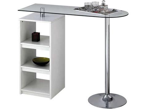 Table de bar YOUEN   Vente de Table de cuisine   Conforama