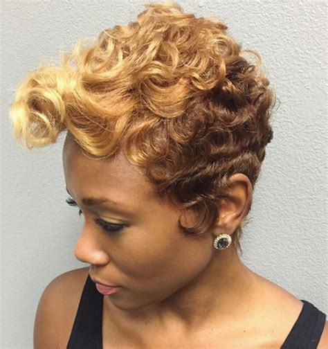short hair styles for naturally curly hair for women over 60 20 cool hairstyles for african american women pretty designs