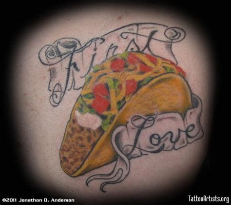 taco bell tattoo the 25 worst fast food tattoos you ve seen we