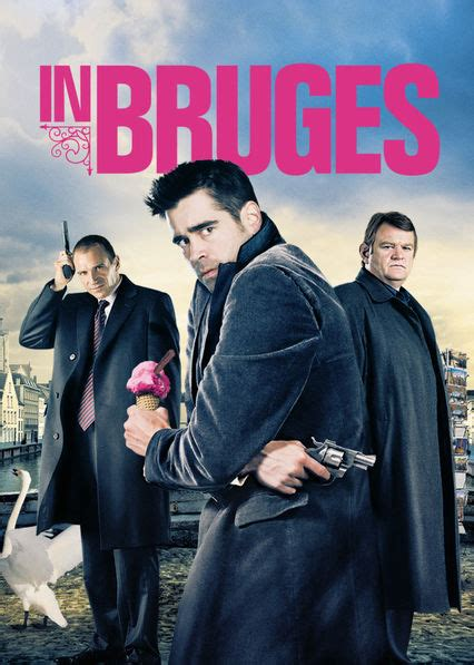 new zealand gangster film is in bruges available to watch on netflix in australia