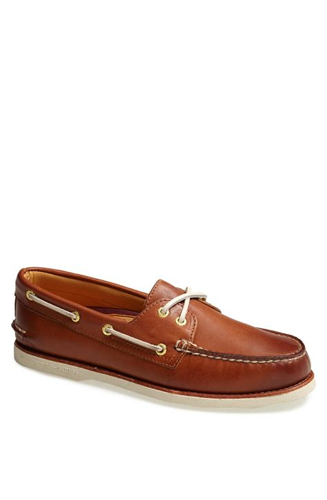 Sperry Topsider Gold Cup Sperry Top Sider Gold Cup Authentic Original Boat Shoe In