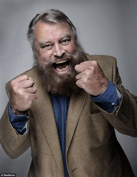 brian blessed says he met brother reborn as boy in canada