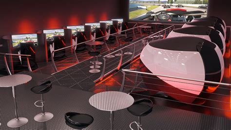 room simulator motion simulation room the ultimate racing experience