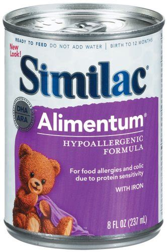 similac total comfort hypoallergenic health personal care productssimilac alimentum advance
