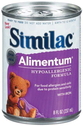 Formula Hypoallergenic deals similac alimentum advance protein hypoallergenic formula with iron ready to feed 8 fluid