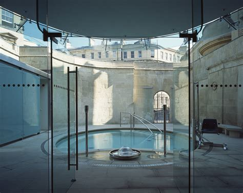 Bath Spa Watsu At The Thermae Bath Spa Cellophaneland