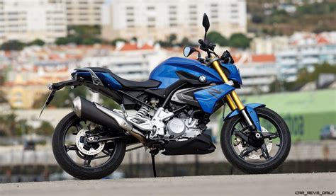 2017 bmw motorrad g310 r ultra light stunt bike is a two