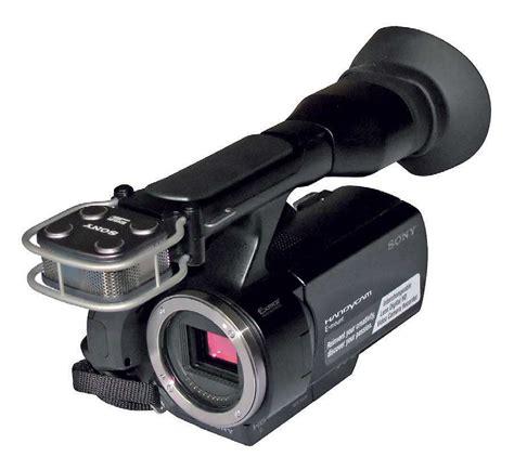 Kamera Sony Vg10 svet kompjutera test drive sony nex vg10
