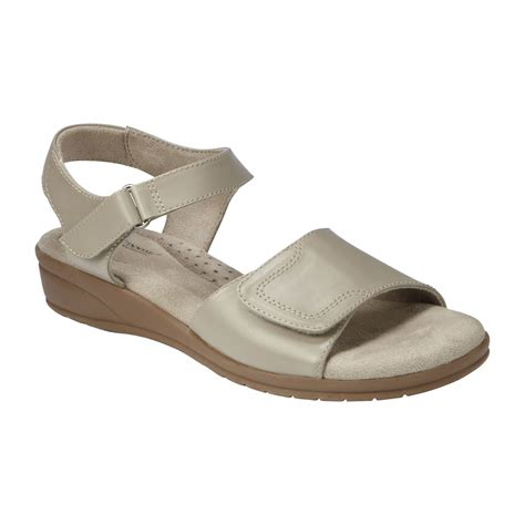 sears sandals womens mushrooms s sandal taupe clothing shoes