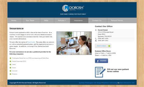 Website Redesign   Dorosh Dental   Oasis Interactive