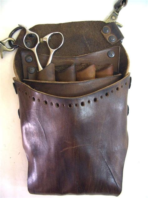 Handmade Tool Belt - 17 best images about leather belt loop bags on