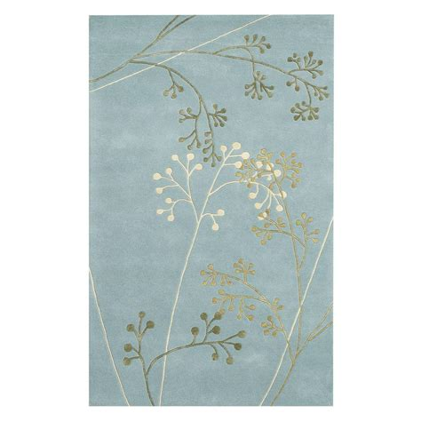 home accent rug collection home decorators collection light blue 2 ft x 3 ft accent rug 4774200310 the home depot