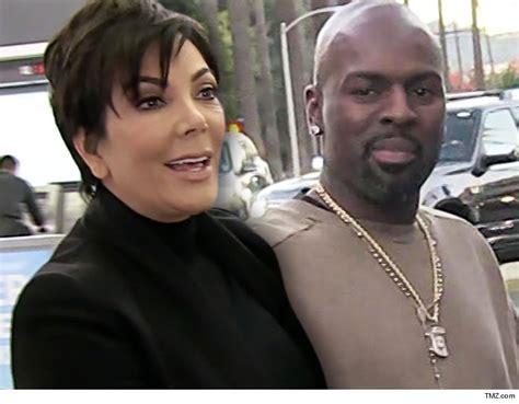 how did kris kardashian meet bruce jenner kris jenner corey gamble did not split tmz com