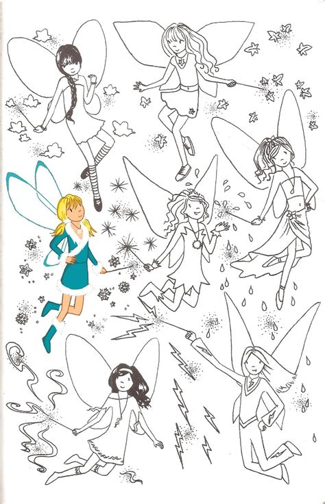 Rainbow Fairies Coloring Pages How To Draw Weather Fairies by Rainbow Fairies Coloring Pages
