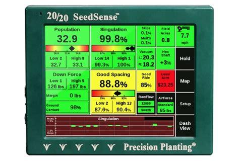 20 20 Planter Monitor by Sistema De Informaci 243 N Precision Planting Fieldview Plus