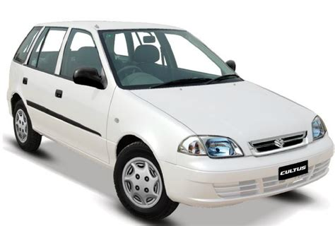 Price Of Suzuki Suzuki Cultus Ii 2017 Price In Pakistan New Model
