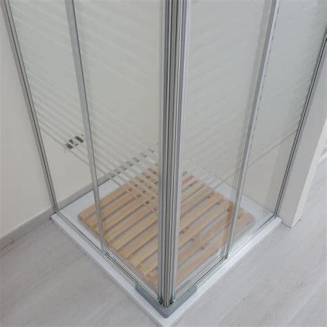 box doccia 68x68 box doccia cristallo 3 mm 2 lati apertura scorrevole