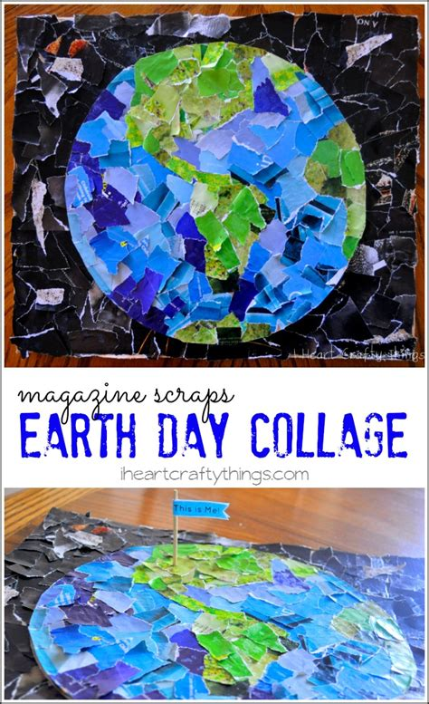 socially conscious items to get for my kid for christmas earth day collage i crafty things